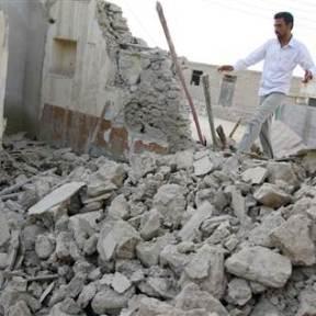 زمینلرزه بندرعباس (۱۳۸۷)