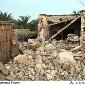 زمینلرزه دشتی (۱۳۹۲) - بوشهر