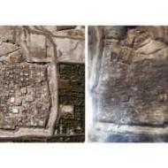بعد از زلزله - قبل از زلزله - زمینلرزه بم ۱۳۸۲